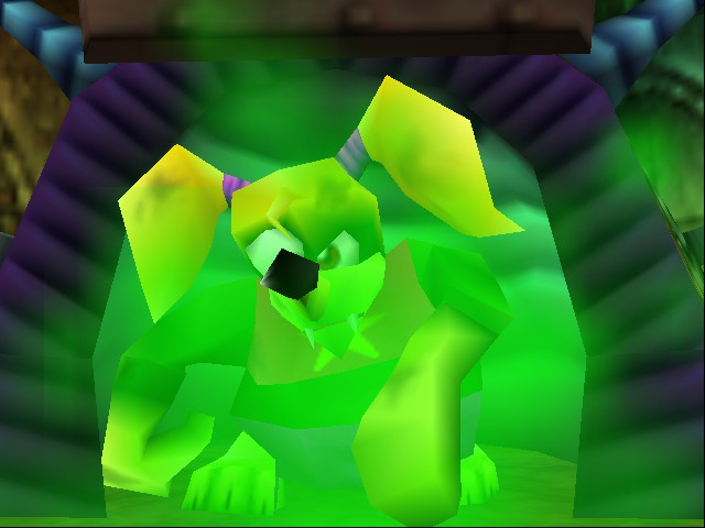 Banjo-Kazooie - Tooty Monster or Tootyzilla? - User Screenshot
